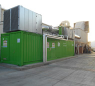 Containerized JMC-420