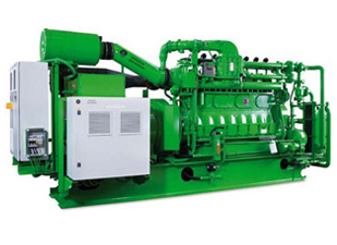 Type 2 Gas Engine Generator