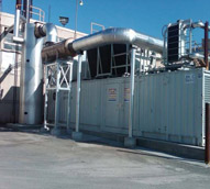 Final Mount Joy Wire Continuous Operating CHP System